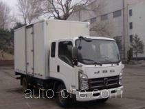 Jinbei SY5044XXYBQ2-V5 box van truck