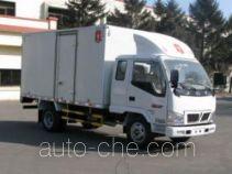 Jinbei SY5044XXYBQ-Z1 box van truck