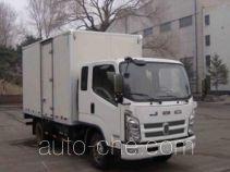 Jinbei SY5044XXYBQ3-V5 box van truck