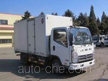 Jinbei SY5044XXYD-U1 box van truck