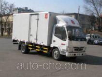 Jinbei SY5044XXYDF-AT box van truck