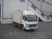 Jinbei SY5044XXYDQ-AV box van truck