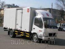 Jinbei SY5044XXYDQ-Z1 box van truck