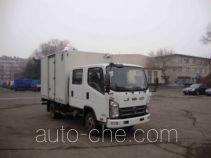 Jinbei SY5044XXYSQ2-V5 box van truck