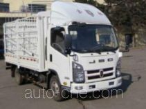 Jinbei SY5045CCYH1-ZC грузовик с решетчатым тент-каркасом