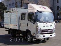 Jinbei SY5045CCYS-ZE грузовик с решетчатым тент-каркасом