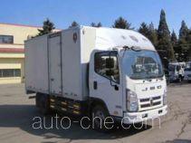 Jinbei SY5045XXYH-RF box van truck