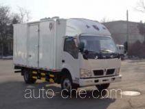 金杯牌SY5045XXYH-LV型厢式运输车