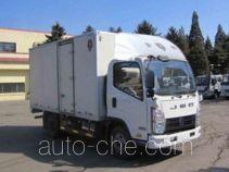 Jinbei SY5045XXYH-ZE box van truck