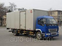 Jinbei SY5104XXYDCQ-RA box van truck
