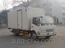 Jinbei SY5104XXYDYQ1-RA box van truck