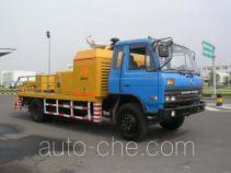三一牌SY5120HBC90型车载式混凝土泵车