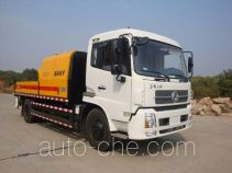 Sany SY5126THB truck mounted concrete pump
