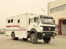 Sany SY5140TBC control and monitoring vehicle