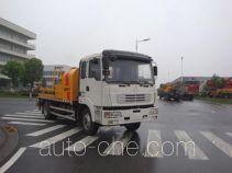 三一牌SY5160THB型车载式混凝土泵车