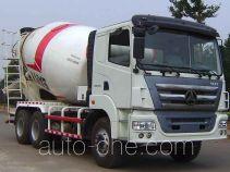 三一牌SY5253GJB1D型混凝土搅拌运输车