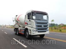 三一牌SY5255GJB1D型混凝土搅拌运输车