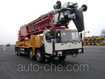 Sany telescopic belt conveyor truck