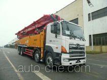 三一牌SY5413THB型混凝土泵车