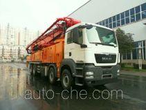 三一牌SY5441THB型混凝土泵车