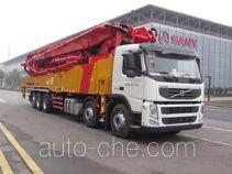 Sany SY5510THB concrete pump truck