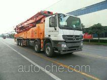Sany SY5530THB concrete pump truck