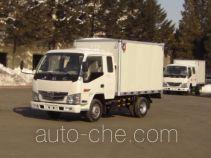 Jinbei SY5815PX2N low-speed cargo van truck