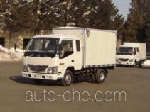 Jinbei SY5815PX3N low-speed cargo van truck
