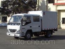 Jinbei SY5815WX2N low-speed cargo van truck