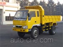 金杯牌SY5820PD1型自卸低速货车