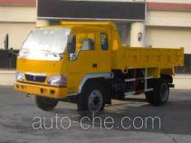 金杯牌SY5820PD1N型自卸低速货车