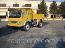 金杯牌SY5820PDN型自卸低速货车
