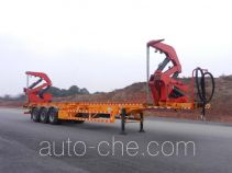 Sany SY9400TZX self-loading container transport trailer