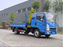 Yinbao SYB5041JSQ truck mounted loader crane