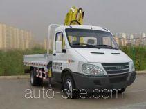 Yinbao SYB5043JSQ truck mounted loader crane