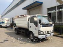 银宝牌SYB5060ZZZME4型自装卸式垃圾车