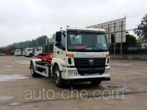 Yinbao SYB5168ZXXE5 detachable body garbage truck