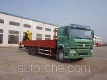 Yinbao SYB5251JJH weight testing truck