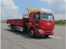 Yinbao SYB5253JSQ truck mounted loader crane