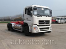 Yinbao SYB5255ZXXNG detachable body garbage truck