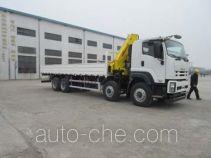 Yinbao SYB5312JJH weight testing truck