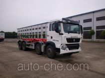 Yinbao SYB5312ZXXE5 detachable body garbage truck