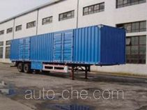 Yinbao SYB9270XXY box body van trailer