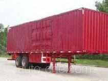 Yinbao SYB9350XXY box body van trailer