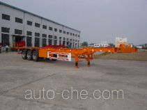 Yinbao SYB9390TJZ container transport trailer