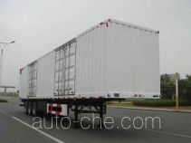 Yinbao SYB9390XXY box body van trailer