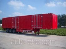 Yinbao SYB9401XXY box body van trailer