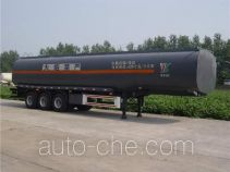 Yinbao SYB9402GHY chemical liquid tank trailer