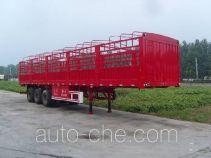 银宝牌SYB9403CLX型仓栅式运输半挂车