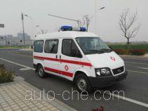 九州牌SYC5036XJH5型救护车